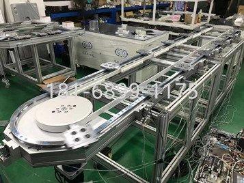 产品送料-环形导轨精密二次定位循环线宁波